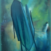 mein prof sei pimmel 85x65 oil on canvas 2014