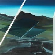 Dipl.Desing  60x80 oil on canvas 2013