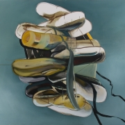 OMG 125x150cm  oil on canvas 2014