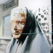Prank 2015 130x180cm oil canvas