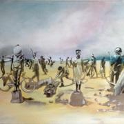 TempoMorale  oil on canvas 2016